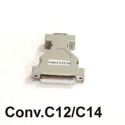 Converter C12/C14