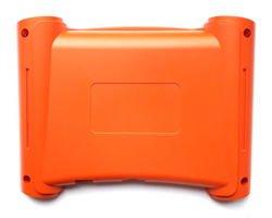 DP4 - Cover Bottom - Orange