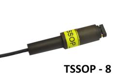 POGO ADAPTER TSSOP8 WITH CAP