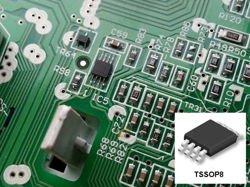 POGO ADAPTER TSSOP8 with LED