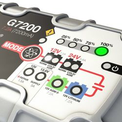 Smart Charger NOCO G7200EU 7.2A  Smart Charger