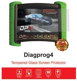 Dedykowane szkło hartowane na wyświetlacz DP4
