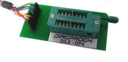 Adapter DIL8 (DIP)