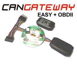 CANGATEWAY EASY + OBDII