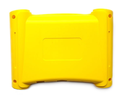DP4 - Cover Bottom - Yellow