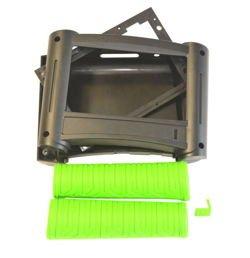 DiagProg4 Cover + Green Bumpers
