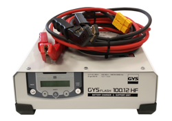 GYSFLASH 100-12 HF INVERTER CHARGER