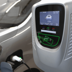 JNT EVC10-AC22/02C Smart EV Charger 22kW