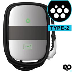 JNT EVC11 - AC11/02C Smart EV Charger 11kW (RFID)