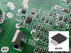 POGO ADAPTER MSOP8 with LED