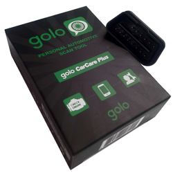 Interfejs Diagnostyczny OBDII GOLO LAUNCH CarCare Plus (z Bluetooth)