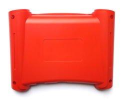 DP4 - Obudowa Dół - Czerwona