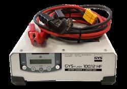 GYSFLASH 100-12 HF ŁADOWARKA INWERTOROWA (kabel 5m)