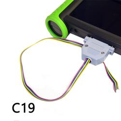 Kabel C19