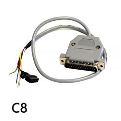 Kabel C8