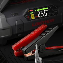 Lokithor JA301 Jump Starter Powerbank Kompresor
