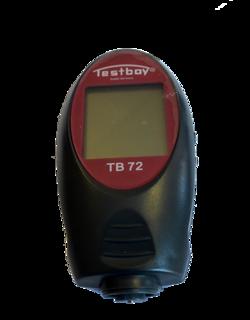 Testboy TB72: grubościomierz / miernik grubości lakieru