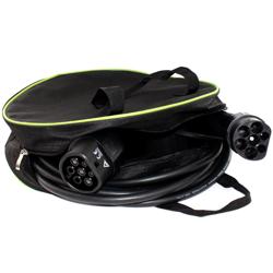 Torba i kabel do ładowania pojazdów Typ 2 – Typ 2, 32A, 1 - fazowy