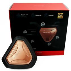 UVWASH mini Antywirusowy Oczyszczacz Powietrza (Czarny)