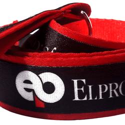 Zestaw 3 smyczy reklamowych firmy Elprosys