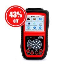 The AutoLink® AL539b OBDII & Electrical Test Tool